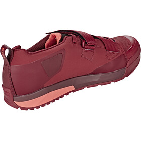 ION Rascal Zapatillas, ruby rad